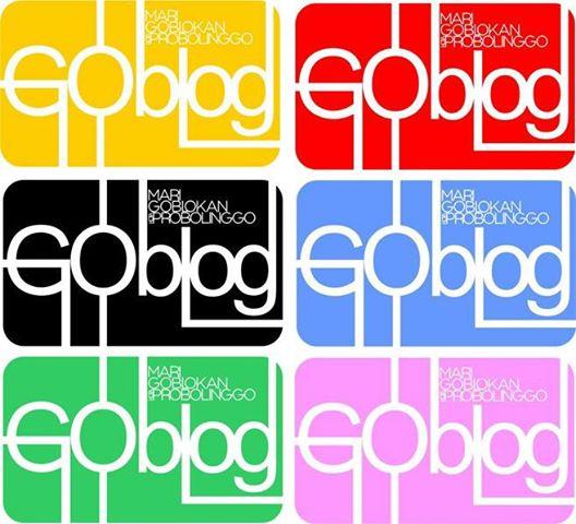 LOGO: Mari Goblogkan Warga Kota Probolinggo!